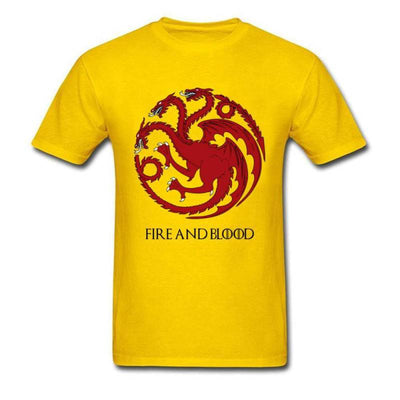T-Shirt Dragon Game of Thrones