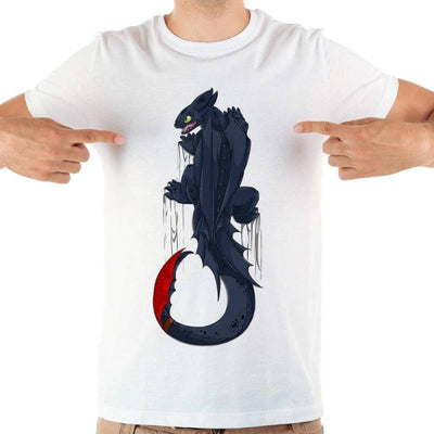 T-Shirt Dragon Escapade