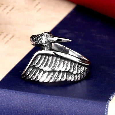 Bague Ailes de Dragon