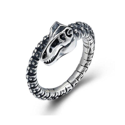 Bague Dragon Skeleton