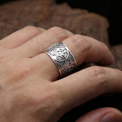Bague Dragon Traditionnel