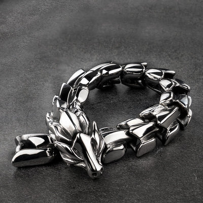Bracelet Écaille Dragon