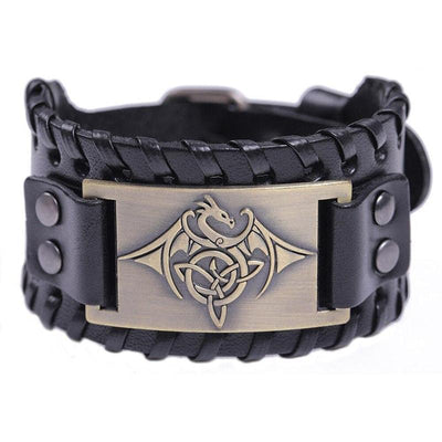 Bracelet Dragon Nordique