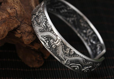 Bracelet Dragon Viking