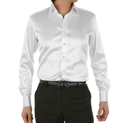 Chemise Homme Blanche Slim Fit