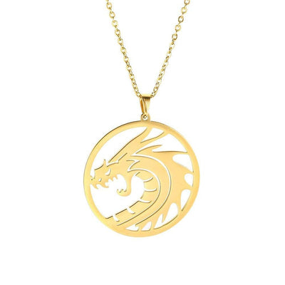 Collier Dragon Skyrim