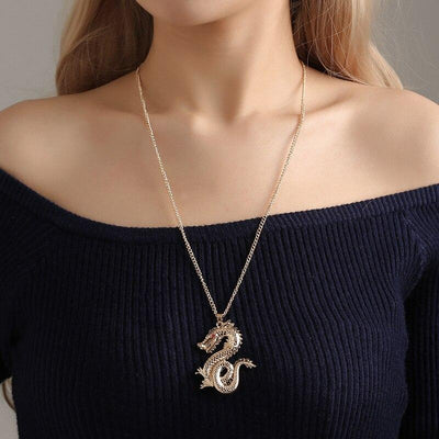 Collier Monstre