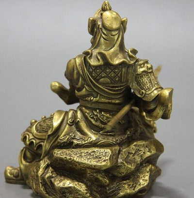 Figurine Guerrier Chinois