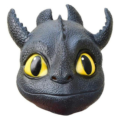 Masque Dragon Krokmou
