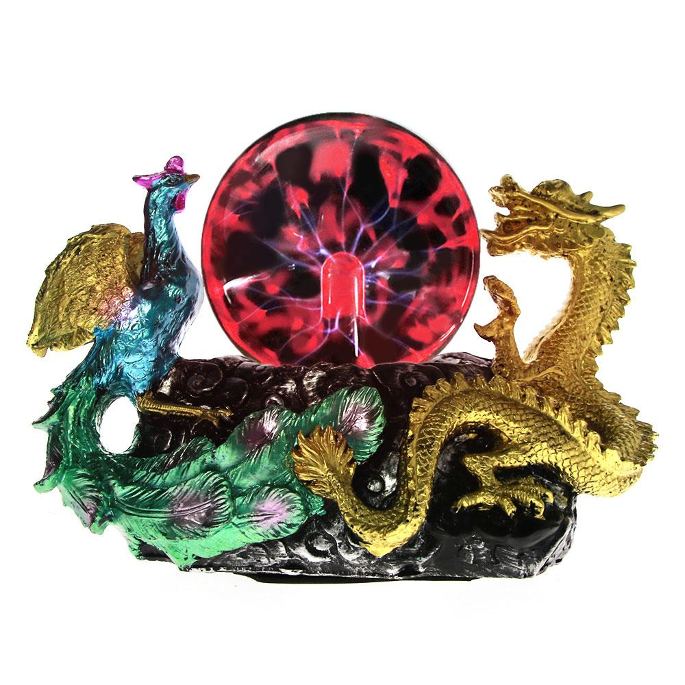 Lampe Dragon Plasma