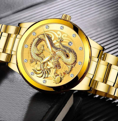 Montre Dragon