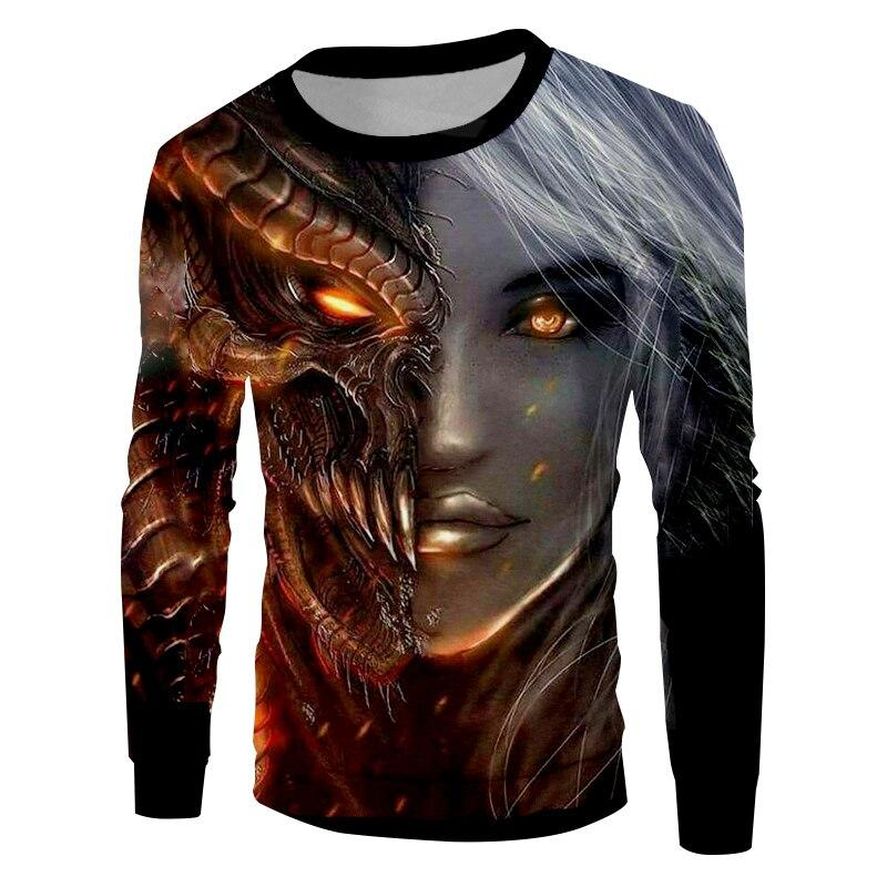 Sweat Dragon pour Homme