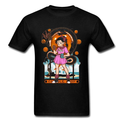 T-Shirt Dragon Ball Bulma