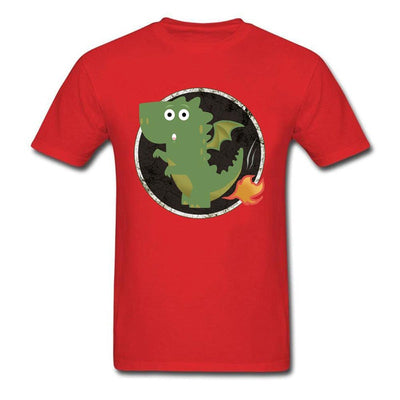 T-Shirt Pet de Dragon