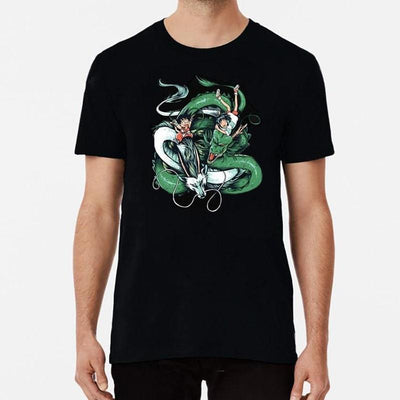 T-Shirt Dragon Voeu
