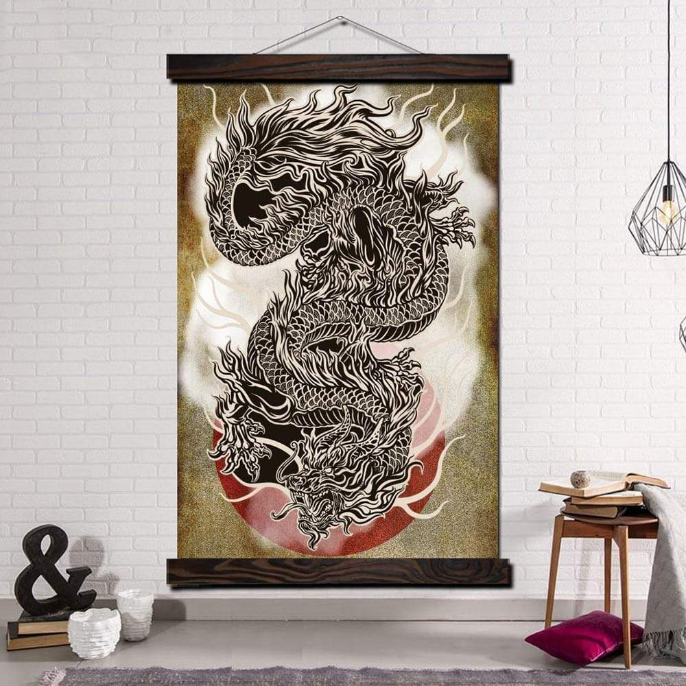 Tableau Dragon Steam