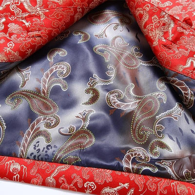 Tissu Chinois Traditionnel