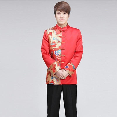 Veste Chinoise Homme