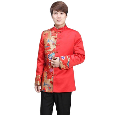 Veste Traditionnelle Chinoise