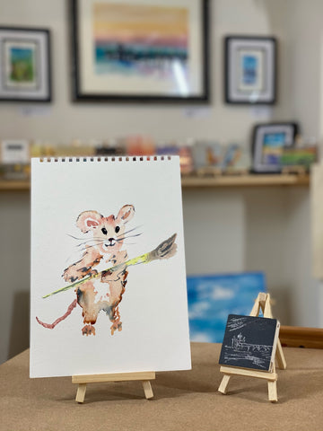 The Art Studio Mouse