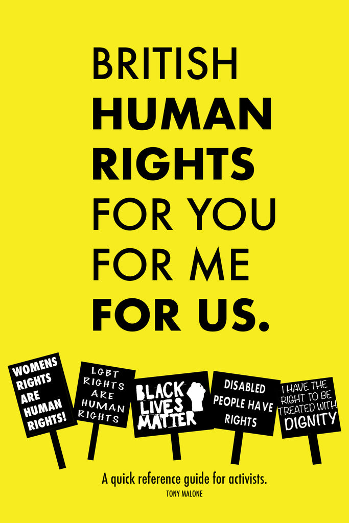 New Book Release: British Human Rights.