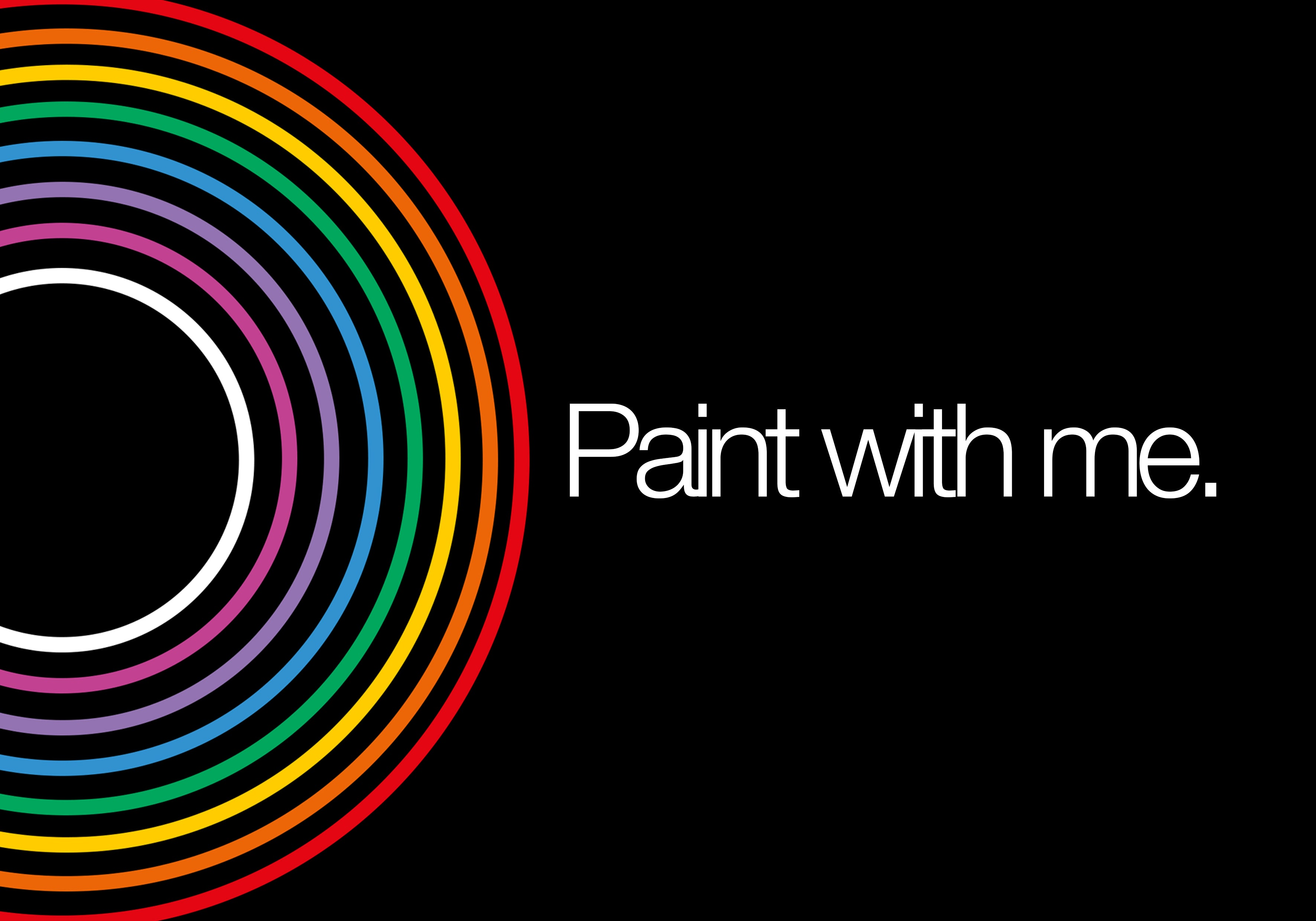 Paint with me.