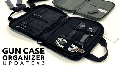 Prototype of the New Pistol Case Organizer