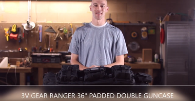 WHAT'S IN YOUR BAG: RANGER PADDED DOUBLE GUNCASE