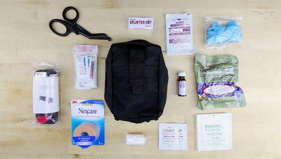 WHAT'S IN YOUR BAG: LARGE MEDIC POUCH (IFAK)