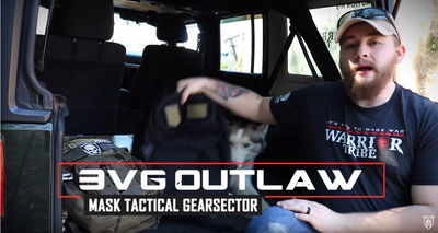 GEAR REVIEW: MASK TACTICAL EDC, OUTLAW GEAR SLINGER PACK