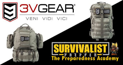 PRESS RELEASE: DAN BECK FEATURED ON SURVIVALIST PREPPER PODCAST
