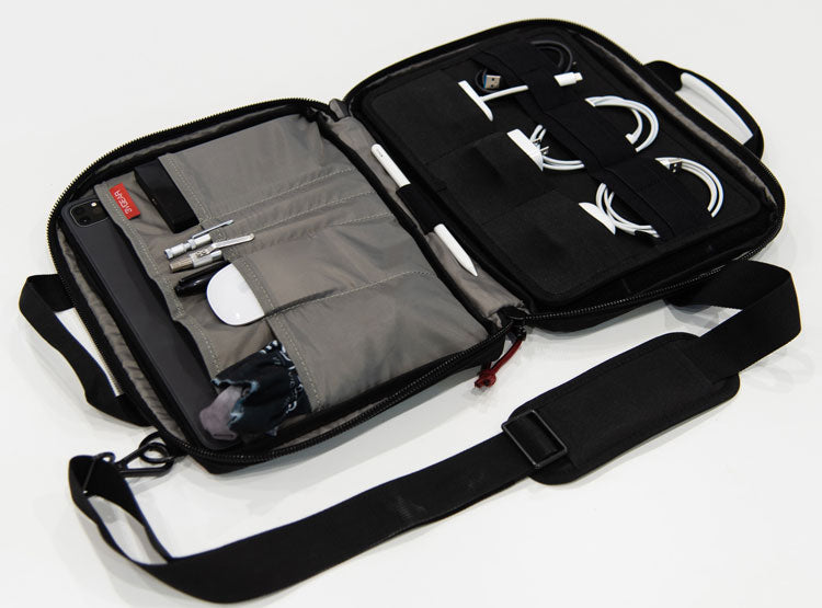 3V Gear Privy Personal Essentials EDC Case as a tech bag