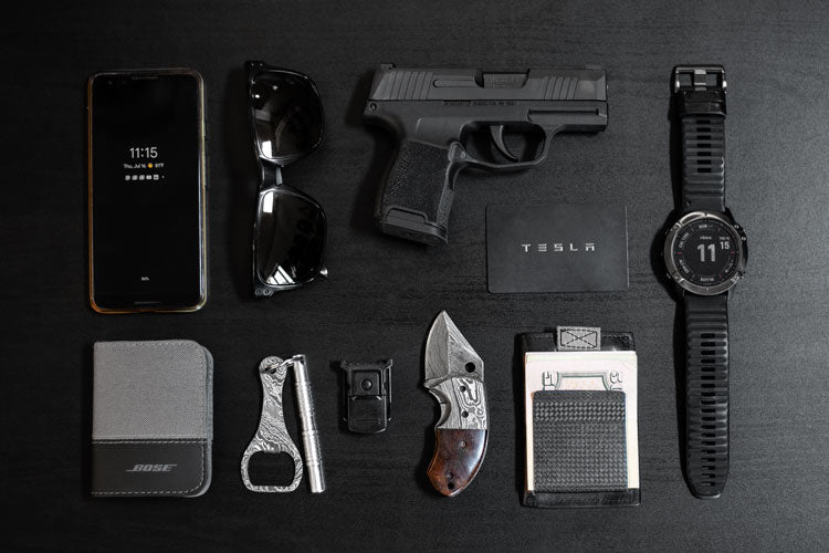 3V Gear Crew's Pocket Dump - Dan