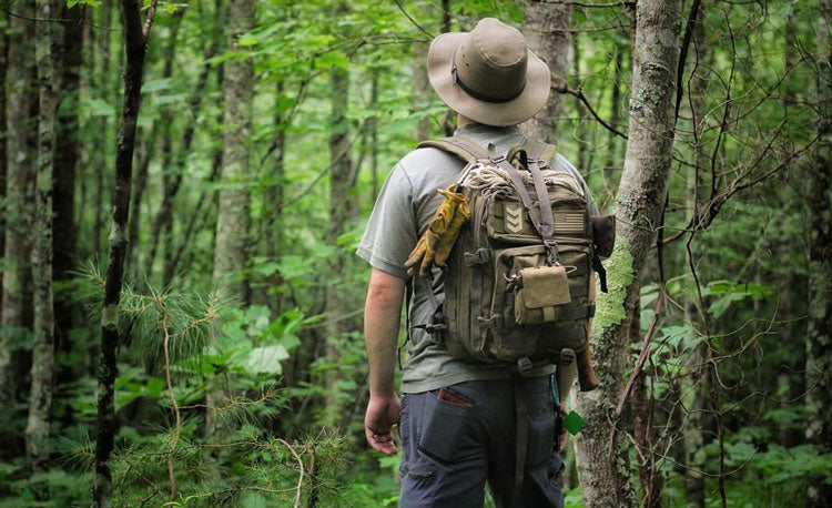 Rucking with the Velox backpack