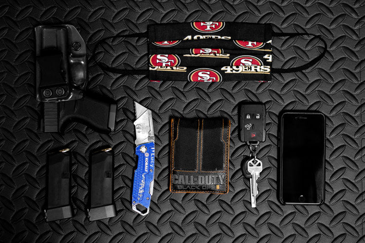 3V Gear Crew's Pocket Dump - Luke