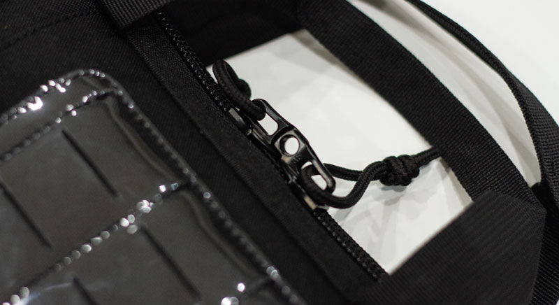 3V Gear Pistol Case Organizer Prototype Locking Zippers