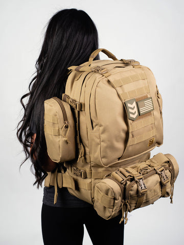 Paratus 3-Day Operator's Backpack - INTL