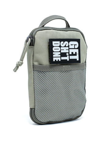 Compact Pocket Organizer - MOLLE Compatible - UPDATED