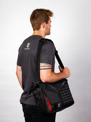 Cipher Redline Messenger Bag - INTL