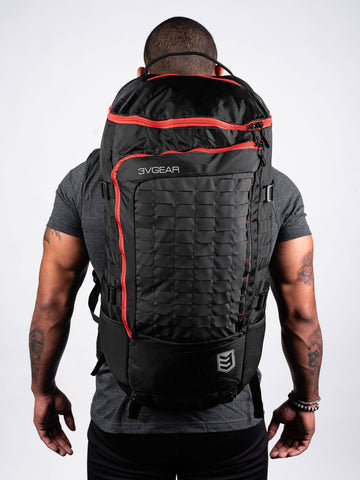 Sovereign Redline Internal Frame Backpack - 50 Liter