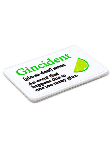 Gincident Morale Patch