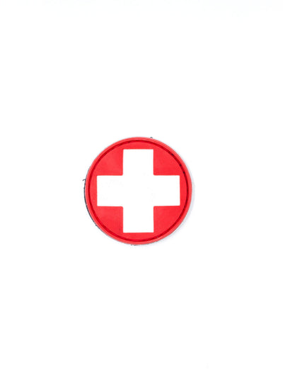 Red Cross Medical Morale Patch