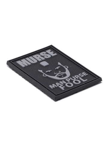 "Murse ""Man Purse"" Morale Patch"