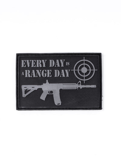 3V Gear Every Day is a Range Day Morale Patch