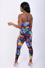 "Load image into Gallery viewer, ""Porsha"" Jumpsuit Set"