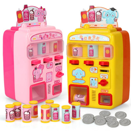 Vending Machine Simulation Shopping House Children's Toy Gift