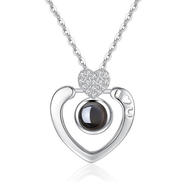 Heart Necklace 2