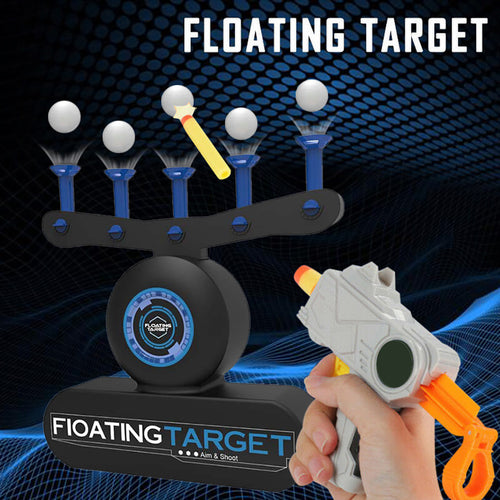 Floating Ball Target Air Dart Blaster Game