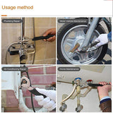 DIY Extension Wrench Universal Automotive Tools for Water-tap Machine Models Repairing