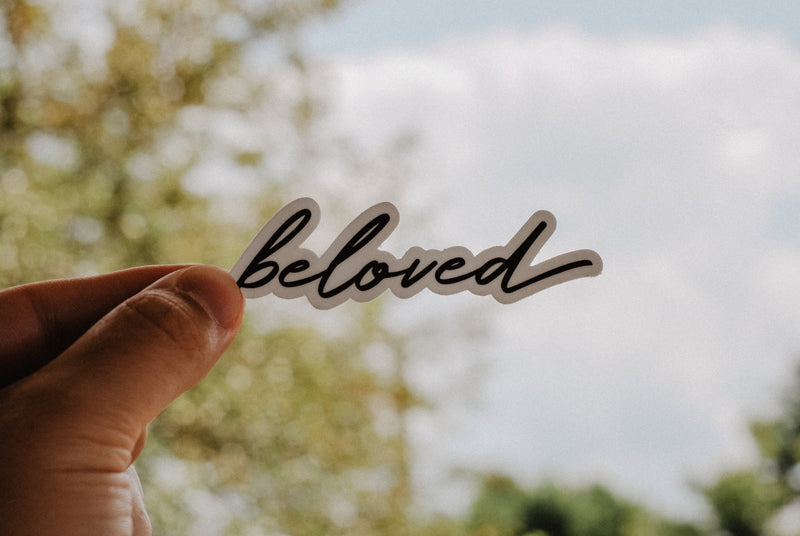 Beloved - Decal Sticker